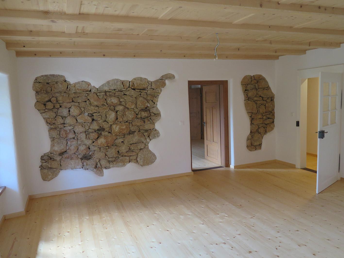 Innenausbau Umbau und Renovation «Hof Gallenkirch», Bözberg