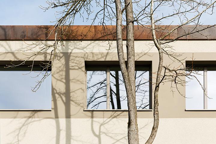 Aussenansicht Umbau EFH Lindhofstrasse, Windisch
