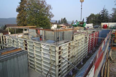 Neubau EFH + DEFH am Rebbergweg in Hausen