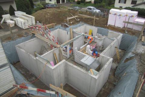Neubau Einfamilienhaus an der Birkenstrasse, Windisch
